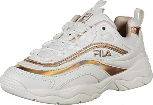 Fila Scarpe Fashion Ray M Low Wmns White 1010763 36