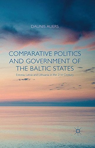 Comparative Politics and Government of the Baltic States: Estonia, Latvia and Lithuania in the 21st Century