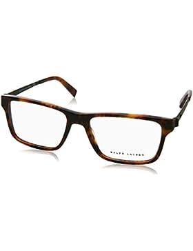 Ralph Lauren 0Rl6162, Monturas de Gafas para Hombre, Havana Jerry, 55