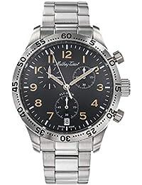 Mathey-Tissot Analog Black Dial Men's Watch-H1821CHANO