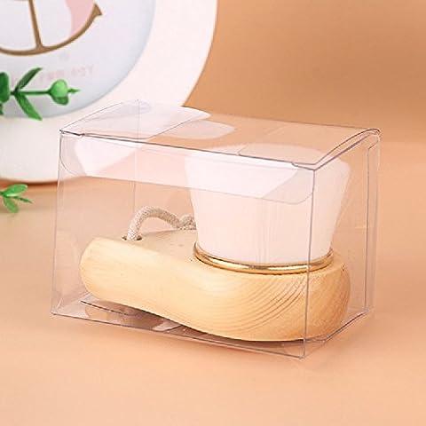 K&C maquillage brosses de nettoyage pinceau de maquillage Flat Top Kabuki Foundation Brush pour le visage