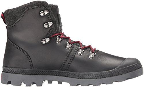 Palladium Herren Pallabrouse Hikr Combat Boots Schwarz (041)