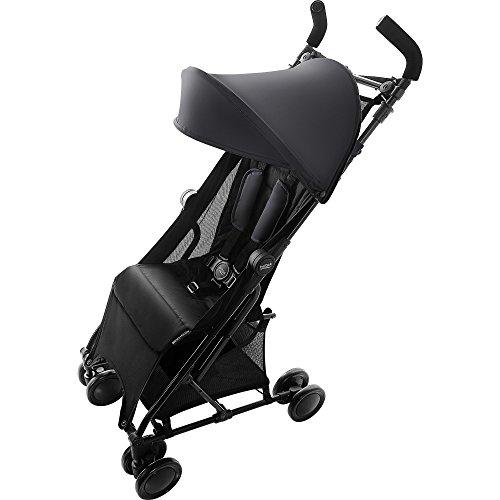 Britax HOLIDAY Buggy (6 Monate bis 3 Jahre; bis 15 kg), Kollektion 2018, Cosmos black