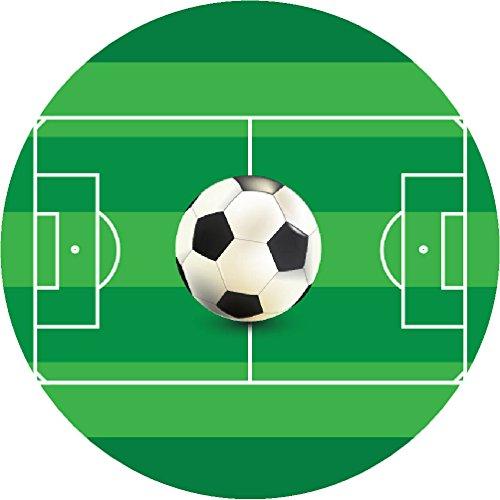 Tortenaufleger Fussball 08