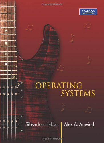 Operating Systems por Sibsankar Haldar