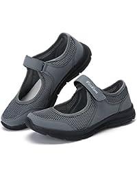 beautyjourney Scarpe da Ginnastica Basse Sandali donna Scarpe basse sneakers  estive eleganti donna scarpe da corsa b509fcdd20e