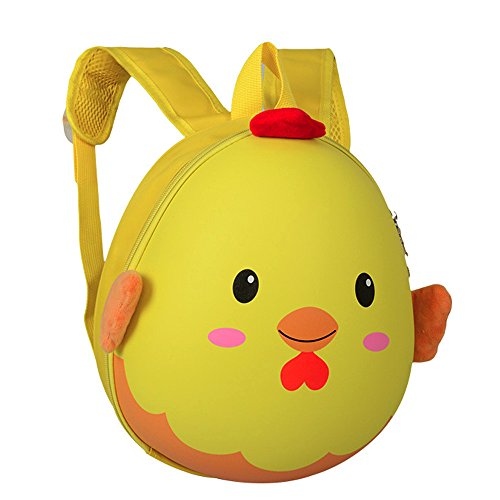 TianranRT ,  Baby Mädchen Unisex Baby Unisex-Kinder Baby-Junge Rucksackhandtaschen Gelb