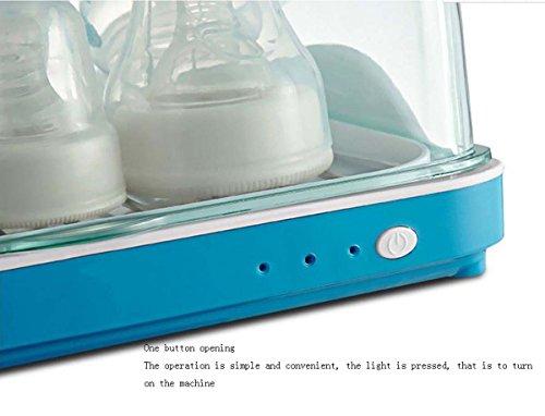 GONG Babyflasche Sterilisator Mit Trocknen Tragbare Babyflasche Schatz Edelstahl Drain Reinigung Kabinett Desinfektion - 4