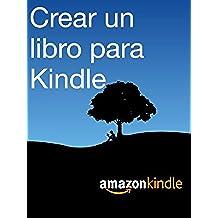 Crear un libro para Kindle