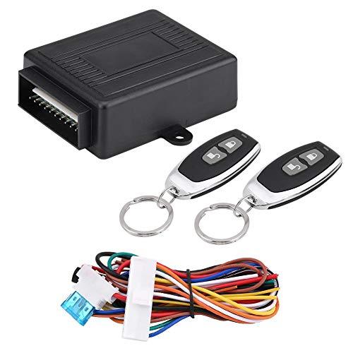 Auto Zentralverriegelung, Auto Funkfernbedienung Universal Auto Türschloss Keyless Entry System Zentralverriegelung Fernbedienung Kit Universal-keyless-entry -