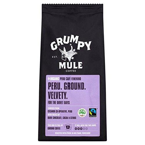 Mula Gruñón Planta Orgánica Perú 227 G De Café