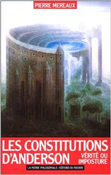 Les Constitutions d'Anderson de Pierre Mereaux ( 3 mai 1995 )