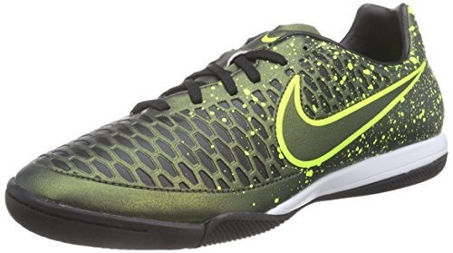 Nike  Magista Onda IC, Chaussures de Football homme Multicolore - Mehrfarbig (Dark Ciron/Drk Citron-Blk-Vlt 370)
