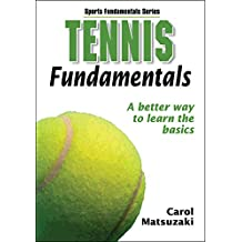 Tennis Fundamentals (Sports Fundamentals) (English Edition)