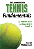 Tennis Fundamentals (Sports Fundamentals S.)