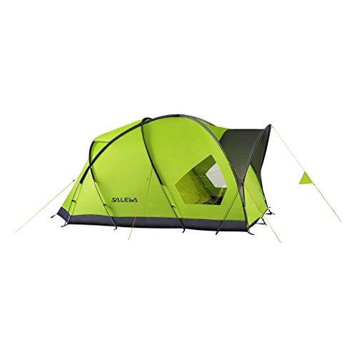 Salewa Alpine Hut IV Tent Adulte Unisexe, Vert, UNI