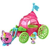 Zoobles Princess Carriage