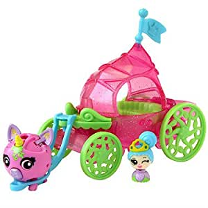 Zoobles - 6019240 - Poupée - Zoobles Princesses - Carrosse Magique