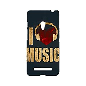BLUEDIO Designer Printed Back case cover for Asus Zenfone 5 - G4630