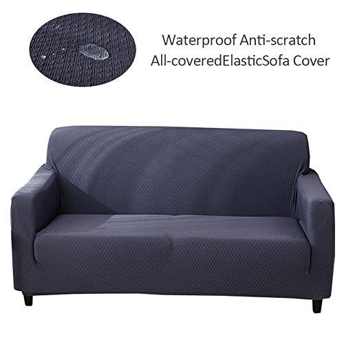 Wasserdichte Sofa-Abdeckung Sofa Überwürfe Sofa Zubehör Schonbezug Sesselbezug Verdickt Solid...