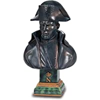 Buste Napoléon par Pinedo coloris bronze - 12,5 cm
