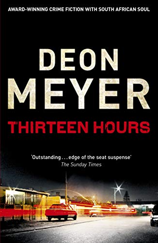 Thirteen Hours (Benny Griessel