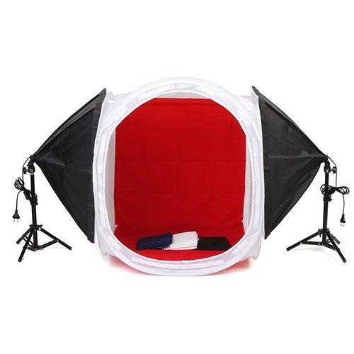 mvpower-kit-illuminazione-di-luce-continua-per-studio-fotografico-con-1-x-tenda-cubo-80x80x80cm-3-x-