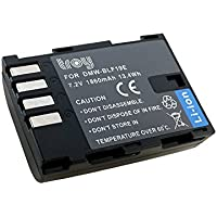 Batterie pour Panasonic DMC-BLF19, Adapté pour Panasonic Lumix DMC-GH3, DMC-GH3A, DMC-GH4, DMW-BLF19E