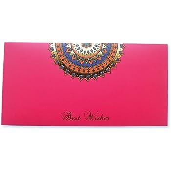 Pink Gift Envelope