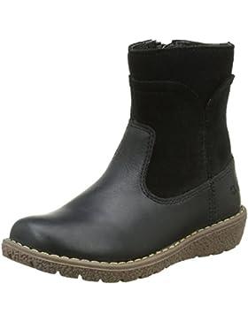 Kickers Mädchen Uzou Klassische Stiefel (Wadenhoch)