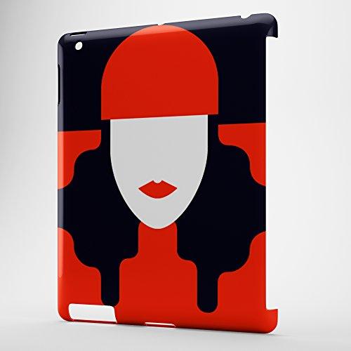 Fresh Cases Superhelden Elektra iPad 2/3/4Cover
