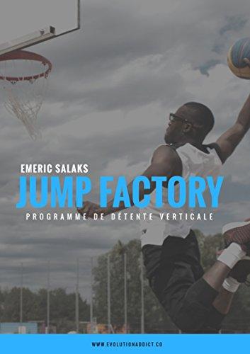 Jump Factory : programme de détente verticale par Emeric Salaks