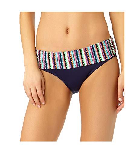 Anne Cole Women Swimwear Friendship Bracelet Foldover Bikini Bottoms