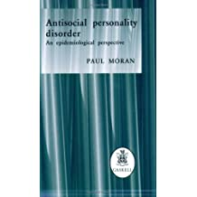 Antisocial Personality Disorder: An Epidemiological Perspective: An Epidemiology Perspective