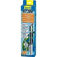 Tetra HT 200 - Potente calentador de acuario para cubrir diferentes niveles de potencia con el mando de ajuste de temperatura