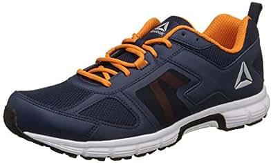 Reebok Men's Quick Distance Xtreme Coll Navy/Nacho Running Shoes-9 UK/India (43 EU) (10 US) (CN6939)