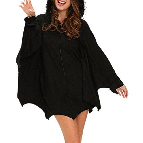 monroe-s-da-donna-con-cappuccio-pipistrello-costume-uniforme-vestiti-donna-black-s
