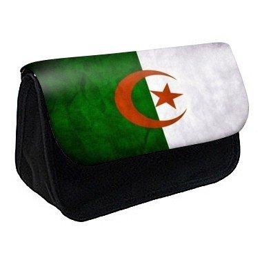 Youdesign - Trousse à Crayons/ Maquillage drapeau Algérie ref 334 - Ref: 334