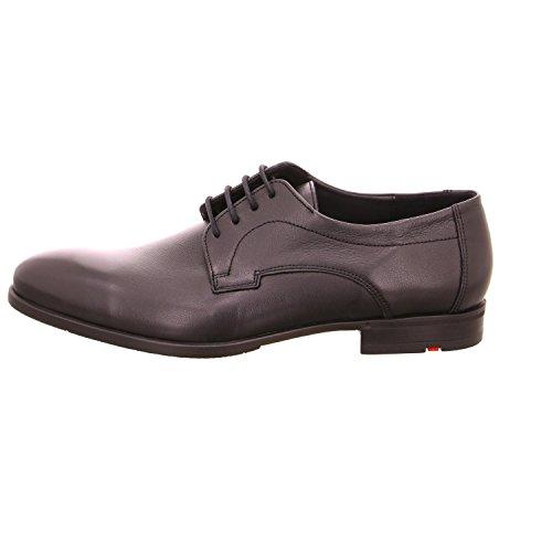 LLOYD RECIT 1619000 hommes Chaussures à lacets Noir - Noir
