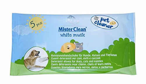 Mister Clean pet cleaner guanti