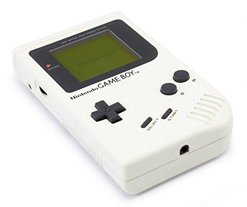 Nintendo GameBoy Classic Konsole weiß (Seltene Video-spiel-konsolen)