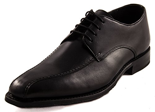 Gordon & Bros Lorenzo 201S, Herren Business Schuhe/Schnürhalbschuhe Derby Schnitt in Blake-Rapid Machart Black