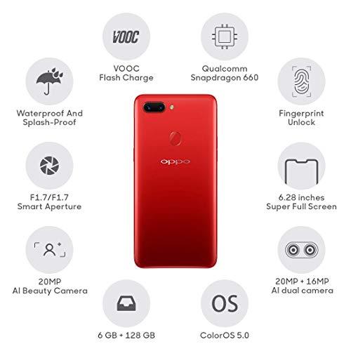 Oppo R15 Pro (Ruby Red, 6GB RAM, 128GB)
