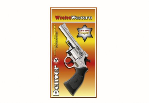 Sohni-Wicke 0446-09 - Western Pistole Denver, chrom