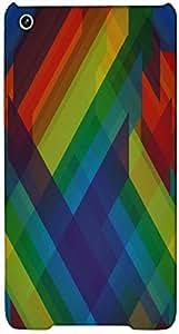Timpax protective Armor Hard Bumper Back Case Cover. Multicolor printed on 3 Dimensional case with latest & finest graphic design art. Compatible with Apple iPad Mini Design No : TDZ-27642