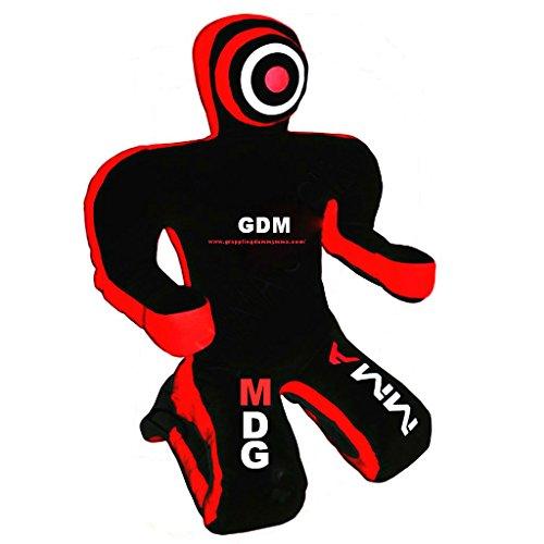 Gdm Mma Top-Qualität Gdm Brazilian Jiu Jitsu Grappling Dummy MMA Training Mann-Tasche 70 Zoll Ungefüllt (Grappling Dummy)