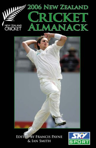 2006 New Zealand Cricket Almanack por Francis Payne