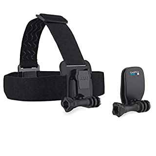 GoPro Kopfband Plus Quick-Clip - geeignet für alle GoPro Kameras (Offizielles GoPro-Zubehör) (B00F19PYR4) | Amazon price tracker / tracking, Amazon price history charts, Amazon price watches, Amazon price drop alerts