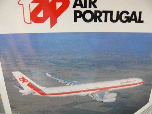 Preisvergleich Produktbild 1/500 Herpa tap Air Portugal Airbus A340-300 504621