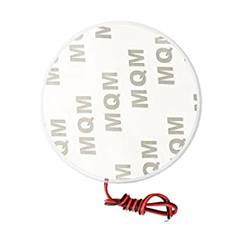 SODIAL(R) Rouge LED Voiture Decalque Autocollant Badge Logo Embleme Lampe Pour BMW 3 5 7 Series